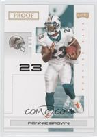 Ronnie Brown /10