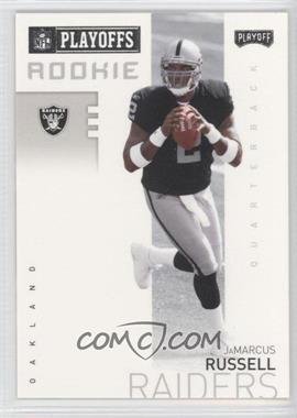 2007 Playoff NFL Playoffs Previews - [Base] #P-1 - JaMarcus Russell