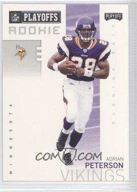 2007 Playoff NFL Playoffs Previews - [Base] #P-2 - Adrian Peterson