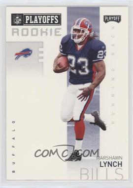 2007 Playoff NFL Playoffs Previews #P-5 - Marshawn Lynch