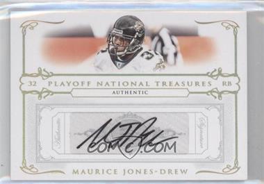 2007 Playoff National Treasures [???] #23 - Maurice Jones-Drew /25