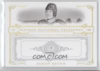Sammy Baugh /5