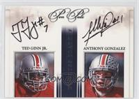 Ted Ginn, Anthony Gonzalez /30