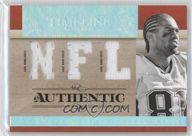 2007 Playoff National Treasures [???] #T-RM - Randy Moss /99