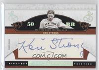Ken Strong /40