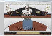 Earl Campbell /25