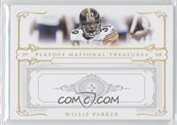Willie Parker /5