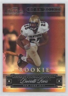 2007 Playoff Prestige - [Base] - Xtra Points Gold #192 - Darrelle Revis