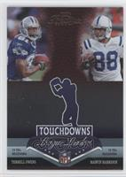 Marvin Harrison, Terrell Owens /100
