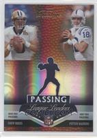 Drew Brees, Peyton Manning /25