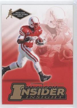 2007 Press Pass Collectors Series - [???] #II-10 - Brandon Jackson