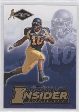 2007 Press Pass Collectors Series - [???] #II-15 - Marshawn Lynch