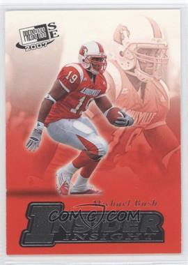 2007 Press Pass Collectors Series - [???] #II-3 - Michael Bush