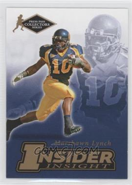 2007 Press Pass Collectors Series [???] #II-15 - Marshawn Lynch