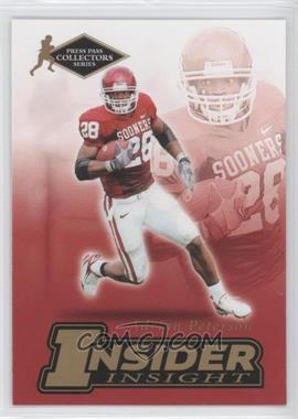 2007 Press Pass Collectors Series [???] #II-17 - Adrian Peterson