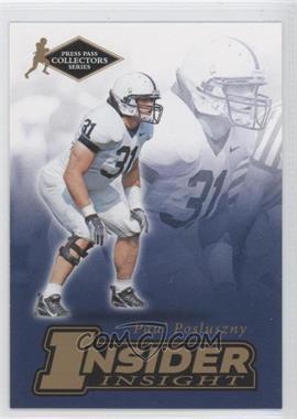 2007 Press Pass Collectors Series [???] #II-18 - Paul Posluszny
