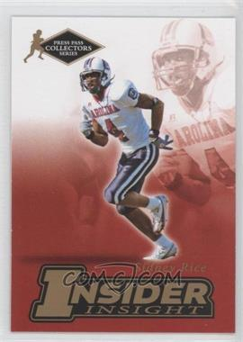 2007 Press Pass Collectors Series [???] #II-20 - Sidney Rice