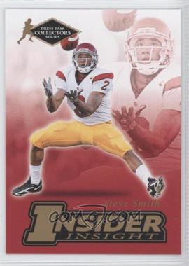 2007 Press Pass Collectors Series [???] #II-22 - Steve Smith