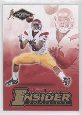 2007 Press Pass Collectors Series [???] #II-22 - Steve Smith
