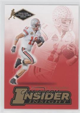 2007 Press Pass Collectors Series [???] #II-7 - Anthony Gonzalez
