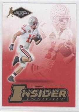 2007 Press Pass Collectors Series [???] #II-7 - [Missing]