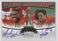 Andre Ware, Kevin Kolb