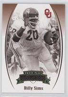 Billy Sims /999