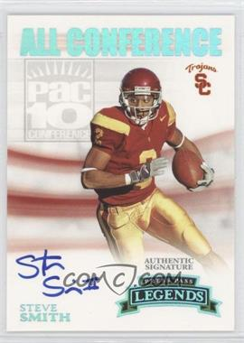 2007 Press Pass Legends All Conference Autographs Platinum #AC-SS - Steve Smith
