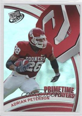 2007 Press Pass Primetime Players #PP-7 - Adrian Peterson