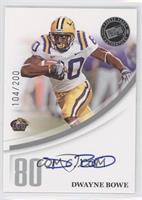 Dwayne Bowe /200
