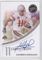 Anthony Gonzalez /200