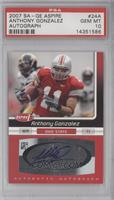 Anthony Gonzalez [PSA 10]