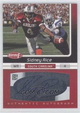 2007 SAGE Aspire [???] #21 - Sidney Rice