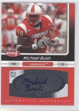 2007 SAGE Aspire Autographs #16A - Michael Bush