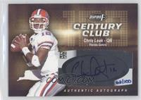 Chris Leak /100