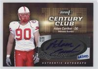 Adam Carriker /100