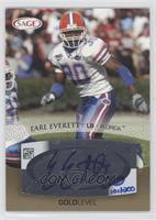 Earl Everett /200