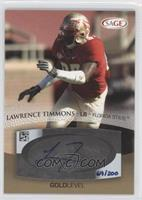 Lawrence Timmons /200