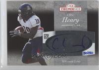 Chris Henry /50