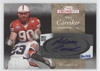 Adam Carriker /25