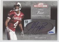 Sidney Rice /50