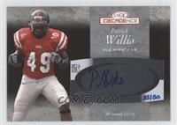 Patrick Willis /50
