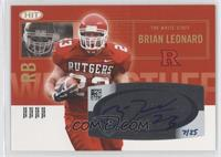 Brian Leonard /25