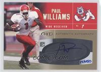 Paul Williams /250