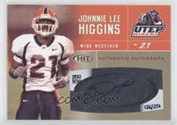Johnnie Lee Higgins /250