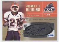 Johnnie Lee Higgins /250