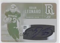 Brian Leonard /1