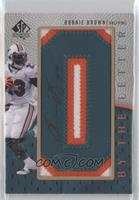 Ronnie Brown /25