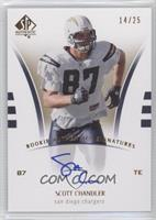 Scott Chandler /25