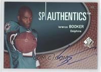 Lorenzo Booker